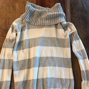 Chunky stripped sweater